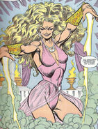 Aphrodite Ourania (Earth-616) from Marvel Super-Heroes Vol 2 9 0001