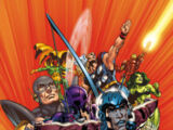 Avengers: Finale Vol 1 1