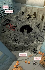 Baxter Building from Spider-Man 2099 Vol 3 23 001