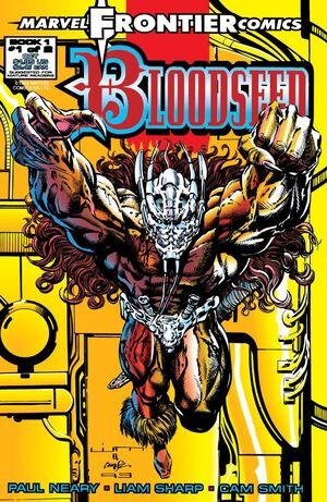 Bloodseed Vol 1 1