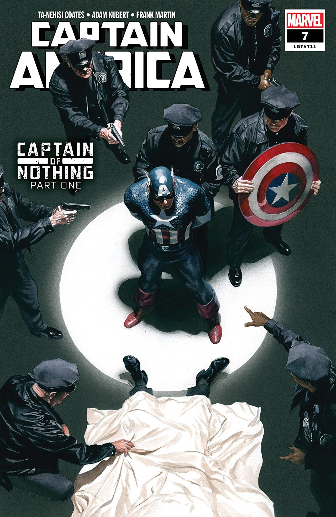 Image result for captain america #7 Captain of Nothing