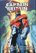 Captain Britain Omnibus Vol 1 1 Variant