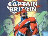 Captain Britain Omnibus Vol 1