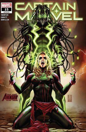 Captain Marvel Vol 10 15