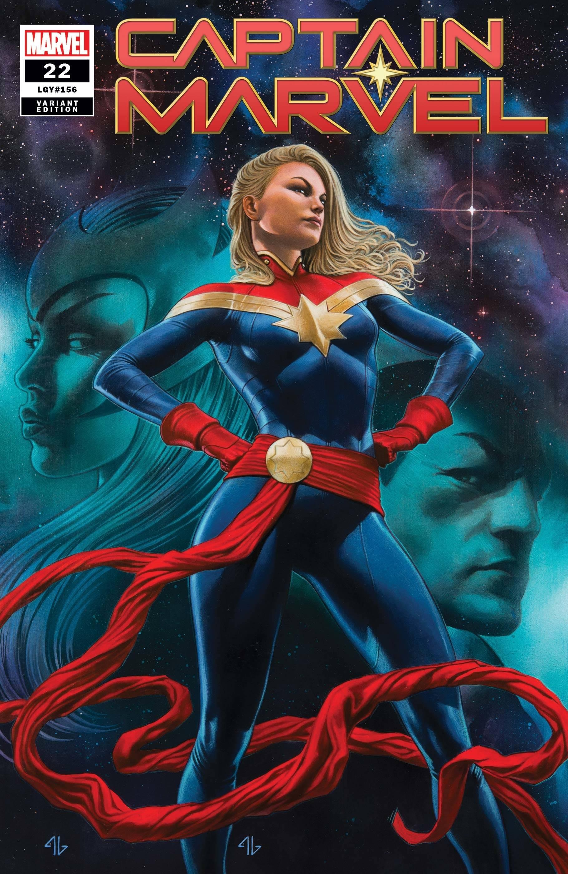Captain Marvel Vol 10 22 Granov Variant.jpg
