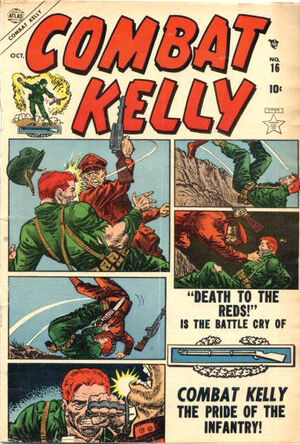 Combat Kelly Vol 1 16