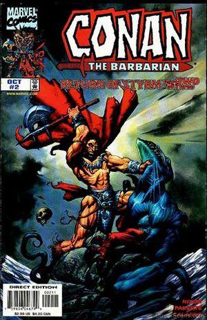 Conan Return of Styrm Vol 1 2