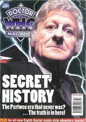 Doctor Who Magazine Vol 1 273