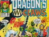 Dragon's Claws Vol 1 3