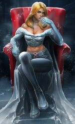 Emma Frost (Earth-TRN517) from Marvel Contest of Champions 002