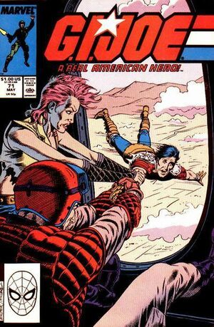 G.I. Joe A Real American Hero Vol 1 71
