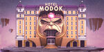 Hotel M.O.D.O.K. from Marvel Contest of Champions 001