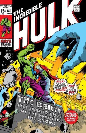 Incredible Hulk Vol 1 140