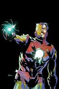Invincible Iron Man Vol 1 597 Textless