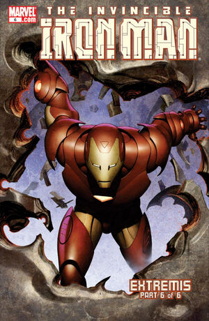 Iron Man Vol 4 6
