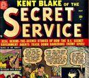 Kent Blake of the Secret Service Vol 1 1