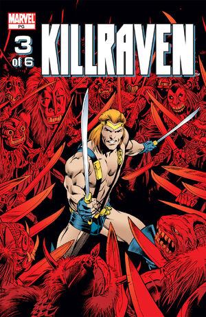 Killraven Vol 2 3