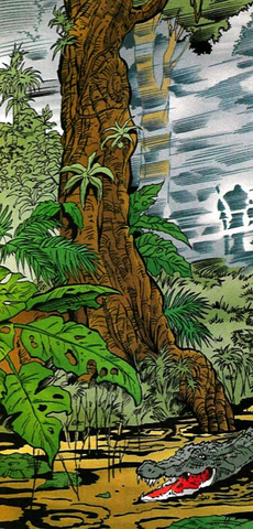 File:Man-Thing's Swamp from Spider-Man Annual Vol 1 1999 001.png