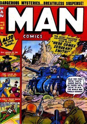 Man Comics Vol 1 9