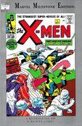 Marvel Milestone Edition X-Men Vol 1 1