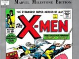 Marvel Milestone Edition: X-Men Vol 1 1