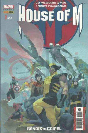 Marvel Miniserie 69 (House of M 1) 001