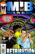 Men in Black Retribution Vol 1 1