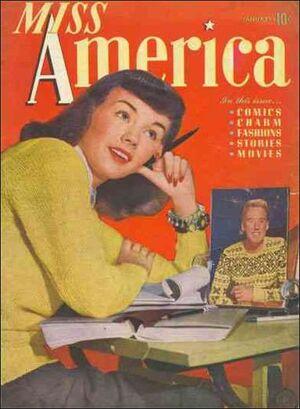 Miss America Magazine Vol 1 4