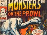 Monsters on the Prowl Vol 1 11