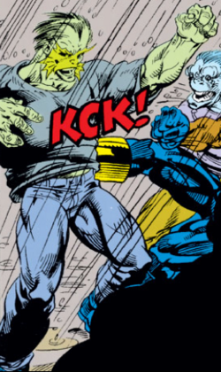 Monte (Earth-616) from Uncanny X-Men Vol 1 292
