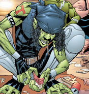 Mortimer Toynbee (Earth-1610) from Ultimate X-Men Vol 1 3 001