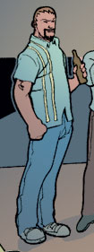 Seymour O'Reilly (Earth-616) from Marvel Knights Spider-Man Vol 1 7 001