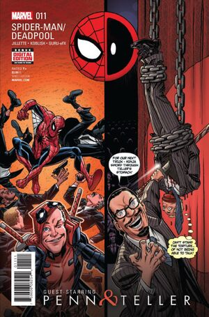 Spider-Man Deadpool Vol 1 11