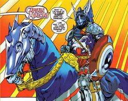St'vaan (Eurth) (Earth-616) from Avataars Covenant of the Shield Vol 1 1 0001