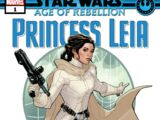 Star Wars: Age of Rebellion - Princess Leia Vol 1
