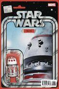 Star Wars Vol 2 13 Action Figure Variant