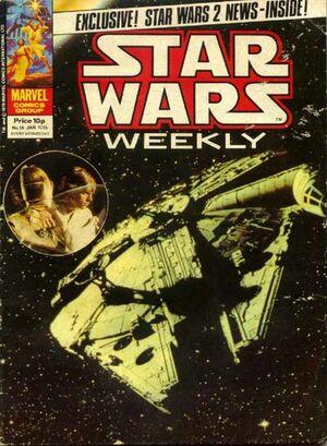 Star Wars Weekly (UK) Vol 1 50