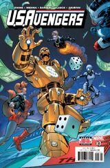 U.S.Avengers Vol 1 3