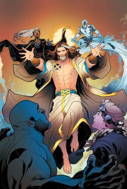 Uncanny X-Men Vol 5 4 Textless