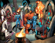 Universal Inhumans and Fantastic Four (Earth-616)