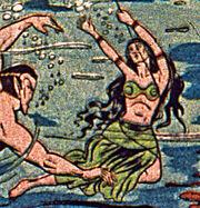Vanza (Earth-616) from Daring Comics Vol 1 10 0001