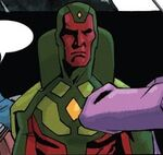 Vision (Earth-TRN664) from Deadpool Kills the Marvel Universe Again Vol 1 3 001