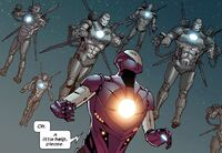War Machine Brigade (Earth-1610) Ultimate Comics Ultimates Vol 1 14