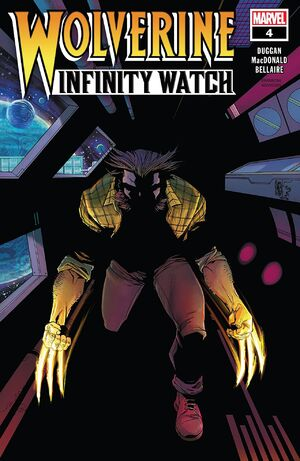 Wolverine Infinity Watch Vol 1 4