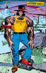 Wolverine Vol 2 2 Back