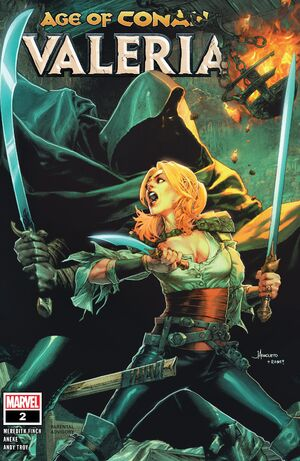 Age of Conan Valeria Vol 1 2
