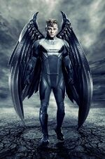 Angel (Earth-TRN414) from X-Men Apocalypse 0001