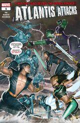 Atlantis Attacks Vol 1 1