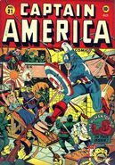 Captain America Comics Vol 1 31