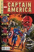 Captain America Living Legend Vol 1 2 Brereton Variant